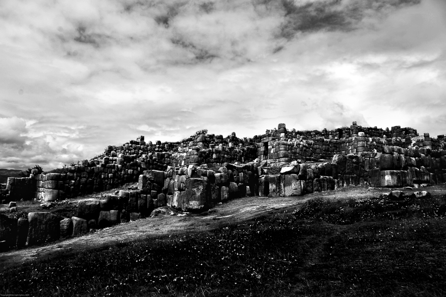 Travel Photographer Peru Sacsayhuaman Ruins