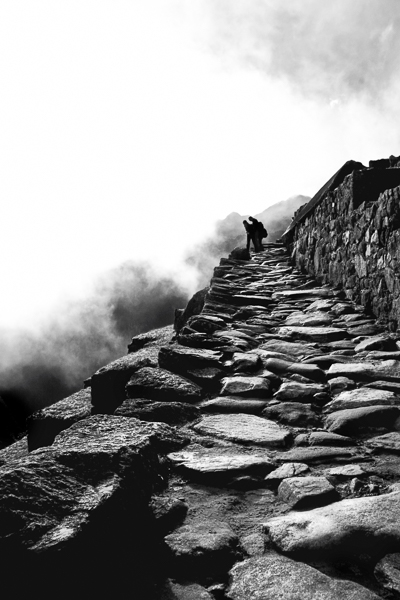 Travel photographer, Maccu Picchu