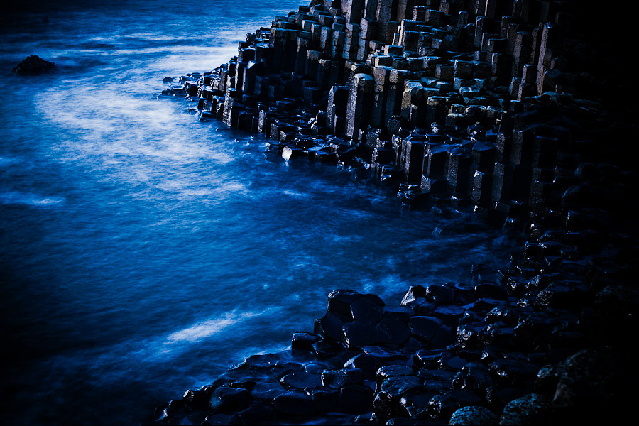 Landscape photography, Giants Causeway