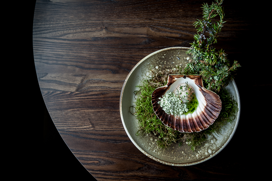 Scandinavian style photography | Restaurant Studio, Copenhagen