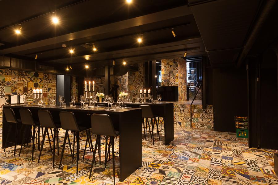 Llama Restaurant, Interior, Copenhagen