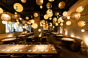 Restaurant Interior Photographer, Chicago