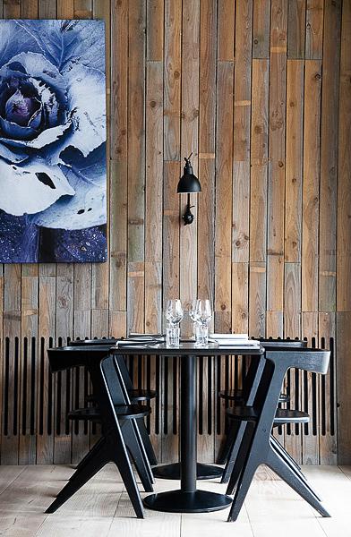 restaurant radio, copenhagen, scandinavian restaurant