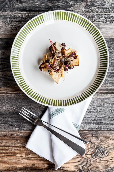 Gastronomy photography, nordic style