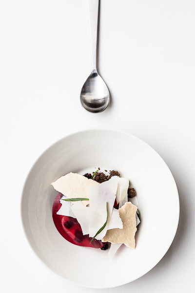 Food portraiture, dessert, Claus Meyer, mad fotograf