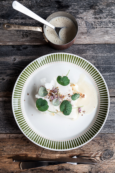 Gastronomy photography, nordic style