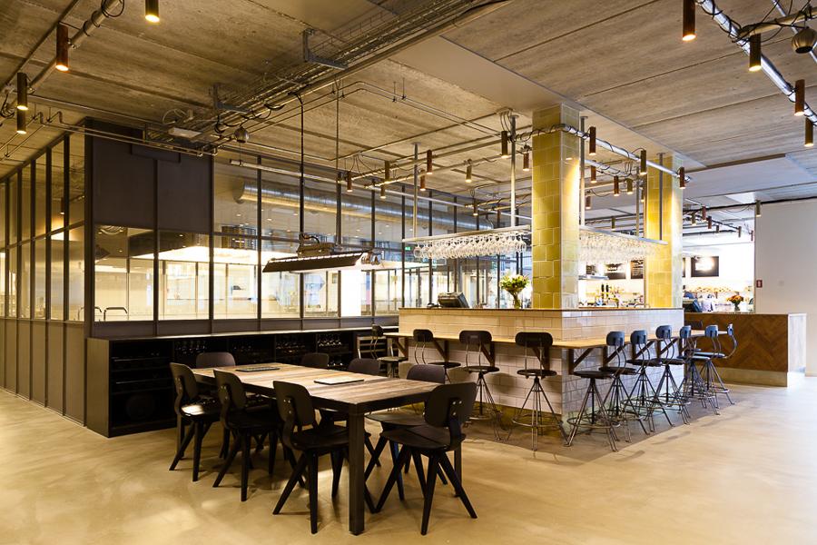 Claus Meyer restaurant, Rex Kralj chairs
