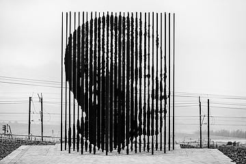 Nelson Mandela monument | Travel Photographer