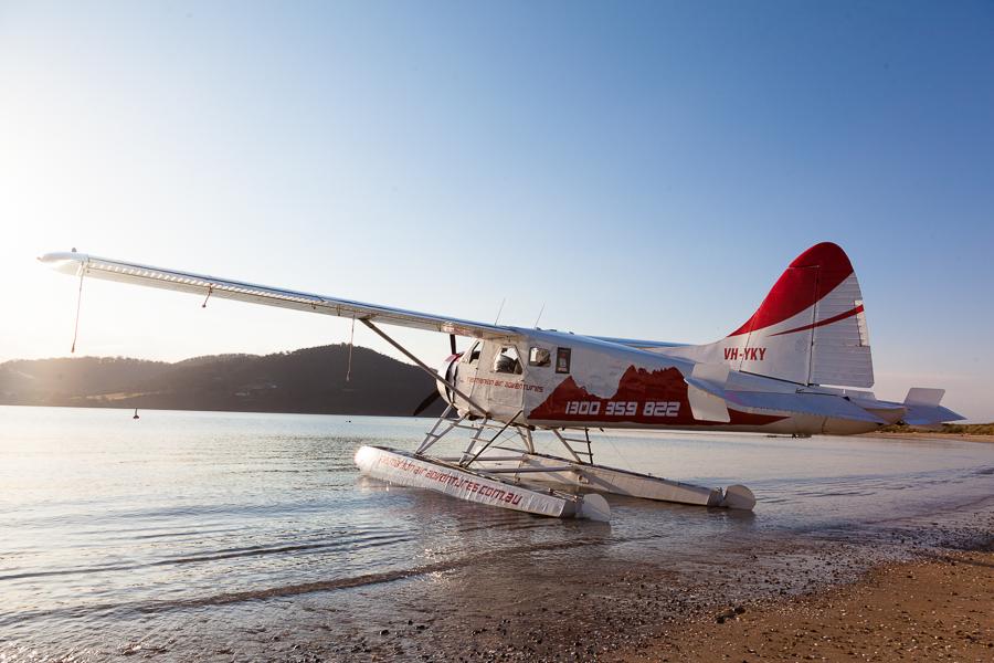 Seaplane, Travel photography, Tasmania