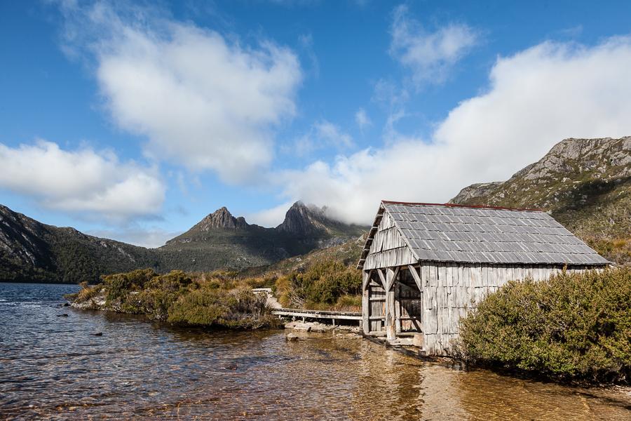 Tasmania, old house