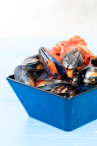 seafood photography