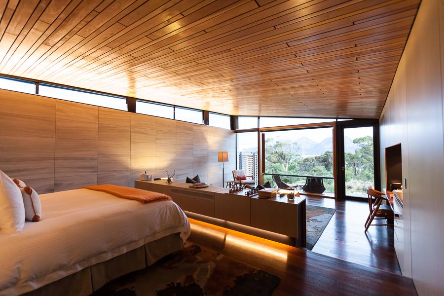 Tasmania hotel room, photographer