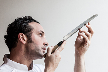 Chef Portraiture | Photographer Sarah Coghill