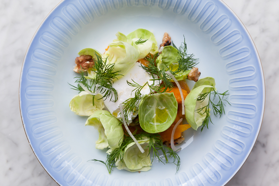 Food photography, denmark