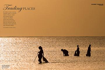 Travel photography, Zanzibar