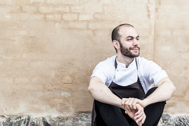 Noma Restaurant, copenhagen, portrait, daniel giusti, chef, michelin