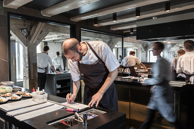 Restaurant Noma, food photography, chef