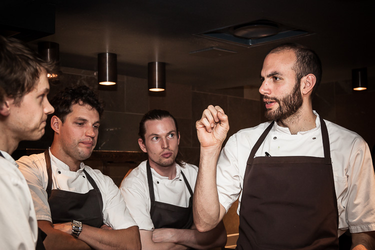 Daniel Giusti, noma, copenhagen, michelin, food photographer, chef