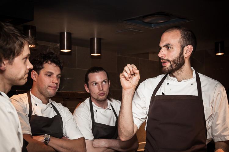 Daniel Giusti, noma, copenhagen, michelin, food photographer, chef