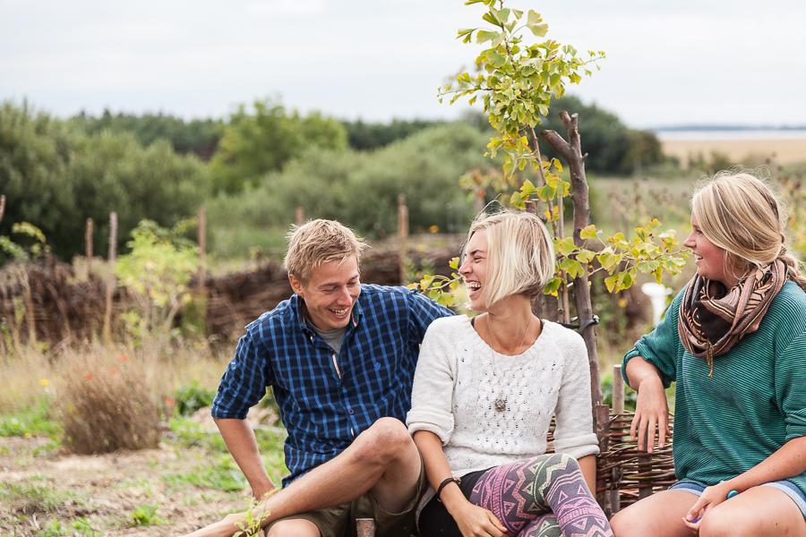 Photography Denmark, family, smiling
