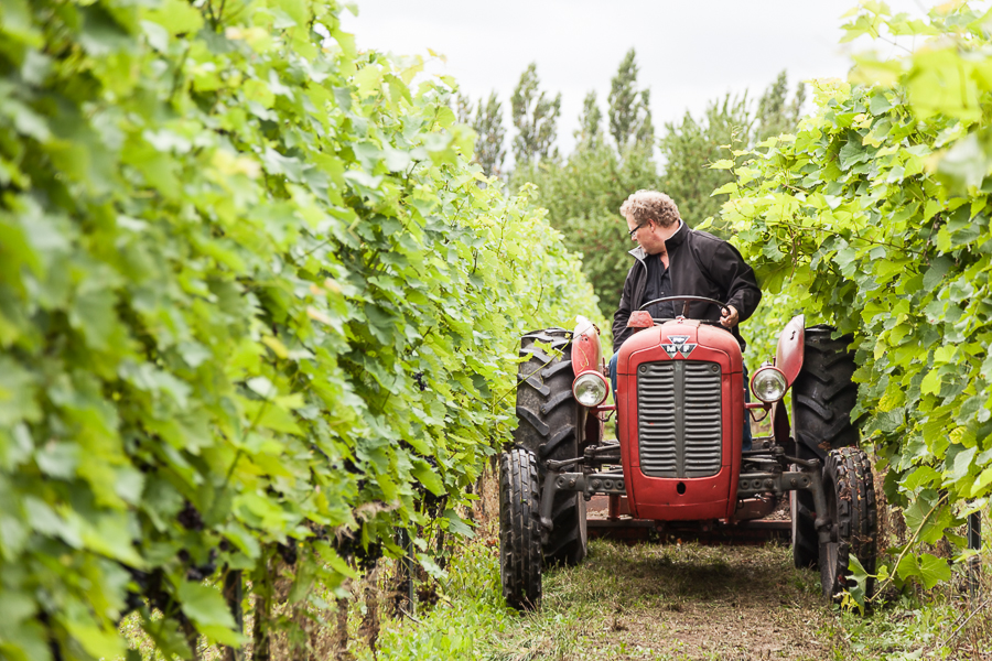 Photography Denmark, tractor