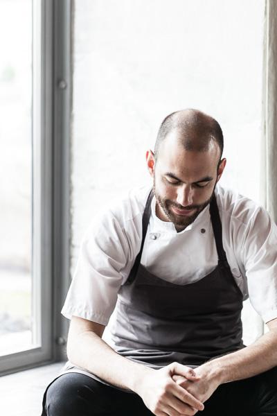 Dan Giusti, Noma Restaurant Copenhagen