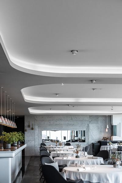 Geranium Restaurant | Interior | Copenhagen