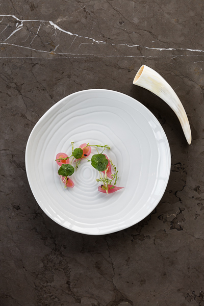 Restaurant Geranium, food photography
