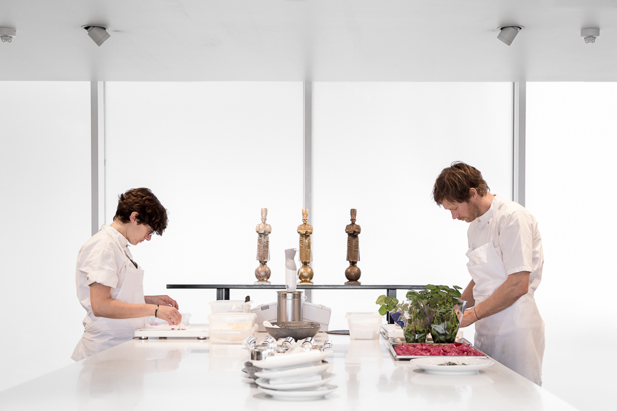 Rasmus Kofoed, Michelin Guide