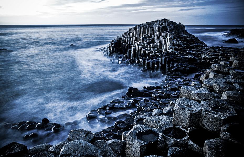 Antrim Coast, Ireland