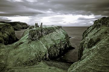 Antrim Coast, Ireland. Photography by Sarah Coghill