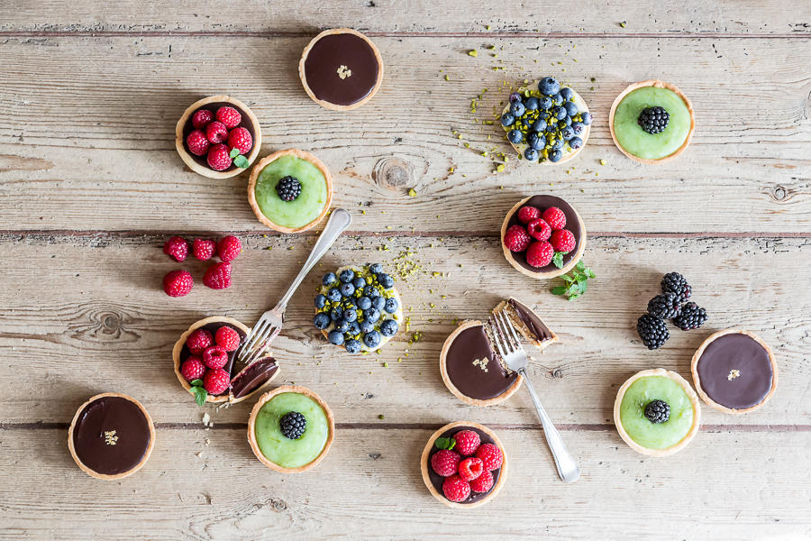 Copenhagen Cakes