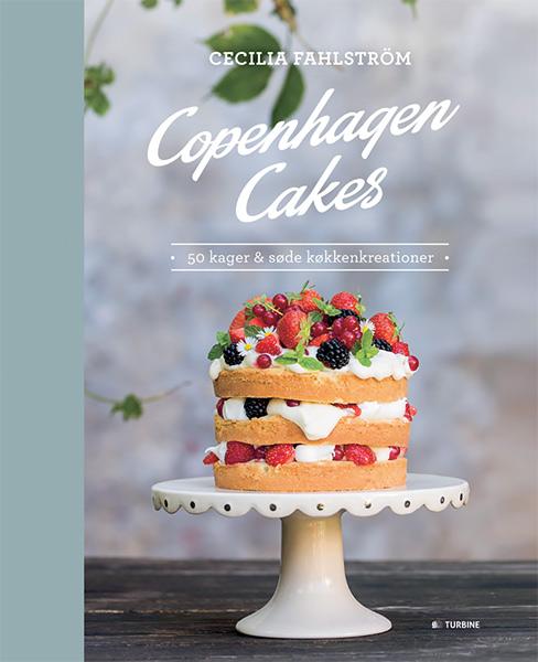 Copenhagen Cakes - Fotograf Sarah Coghill