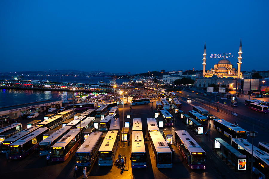 Travel photographer Istanbul