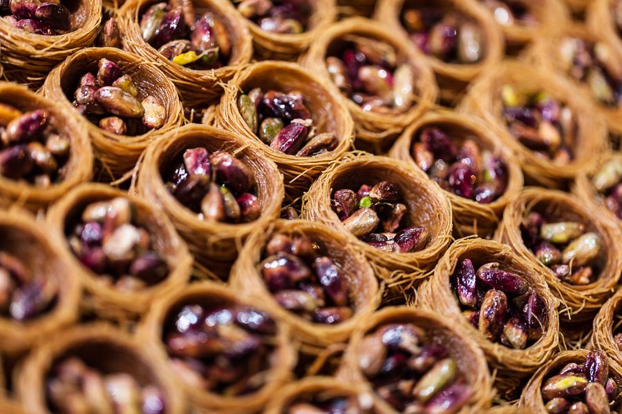 Turkey food photography