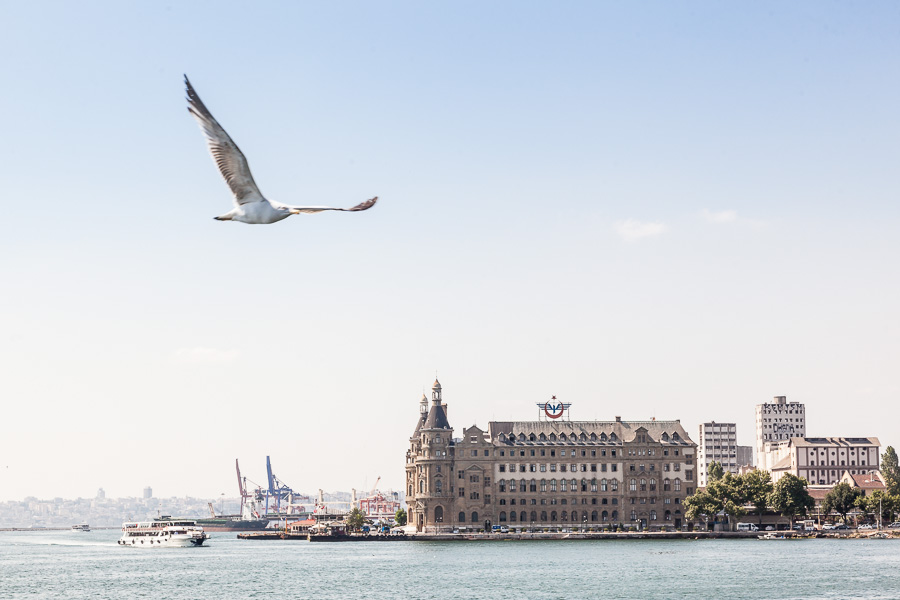 Travel photography, Instanbul