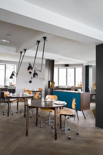 Isetan, Restaurant Studio