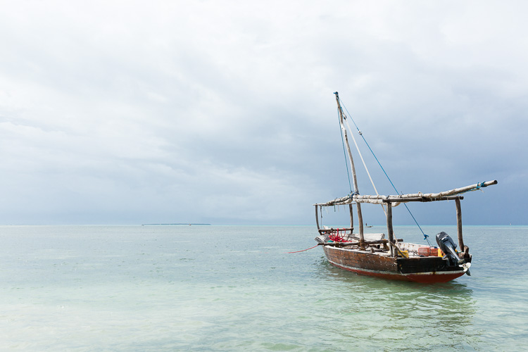 Zanzibar, boat, travel photography