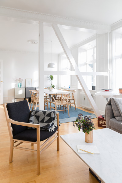 Interior photography, nordic style