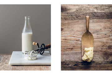 Nordic food photographer - Natural light