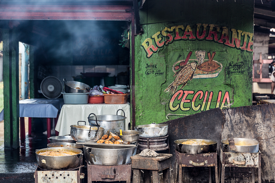 Travel photography Cartagena