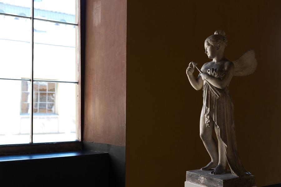 Interior photographer Copenhagen Thorvaldsens Museum