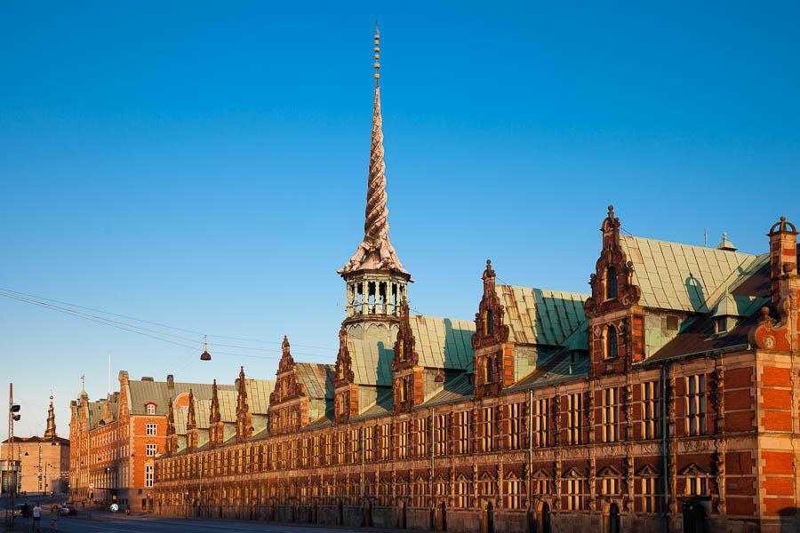 Copenhagen borsen